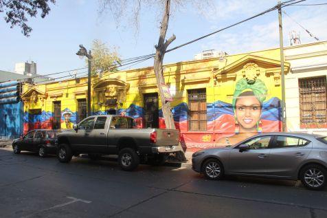 Cerro San Cristobal Quarter