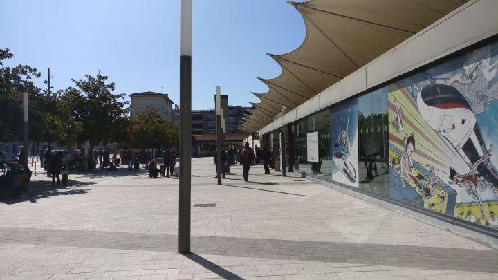 Gare de Poitiers