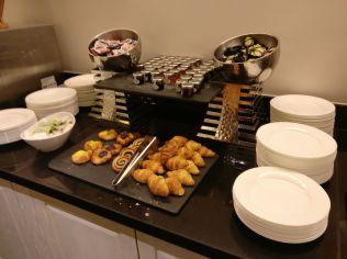 Hilton London Heathrow Terminal 5 Breakfast