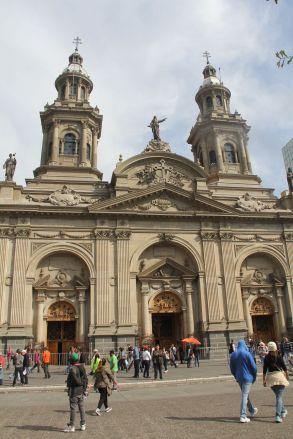 Metropolitan Cathedral of Santiago de Chile