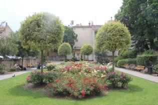 Pavillon de Vendôme Garden