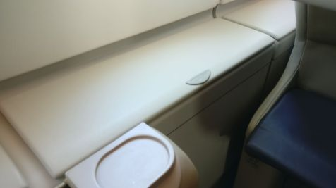 Singapore Airlines Business Class Airbus A380