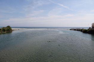 Ventimiglia Roya River