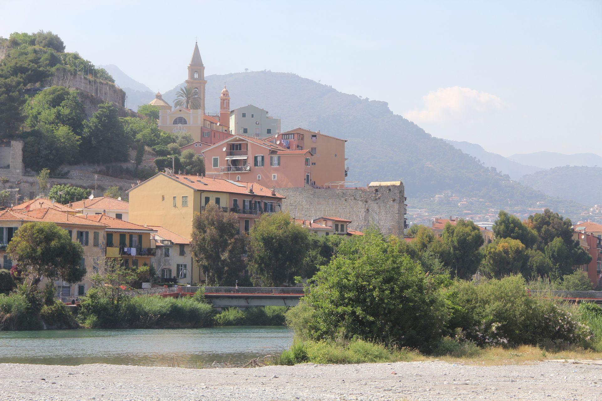 Ventimiglia Skyline