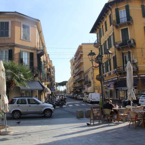 Ventimiglia Streets