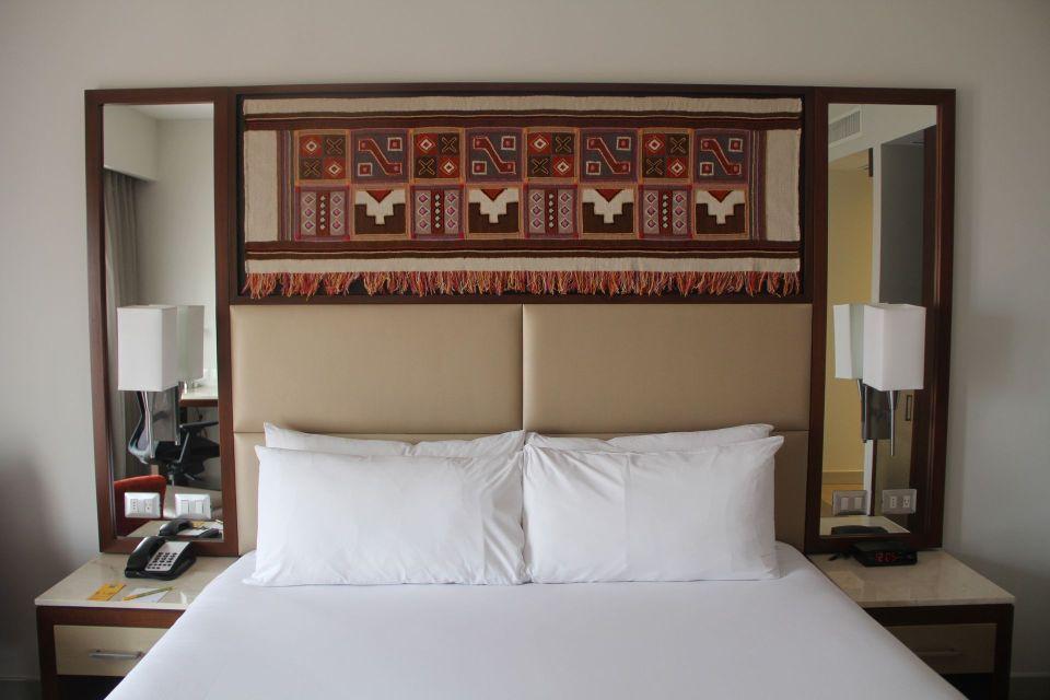 Hilton Garden Inn Cusco Scenic View Room