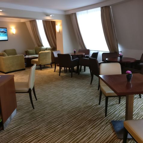 Hilton Prague Old Town Executive Lounge