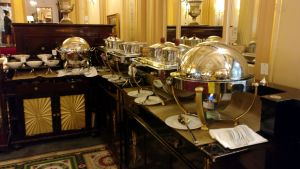 InterContinental Paris Le Grand Breakfast