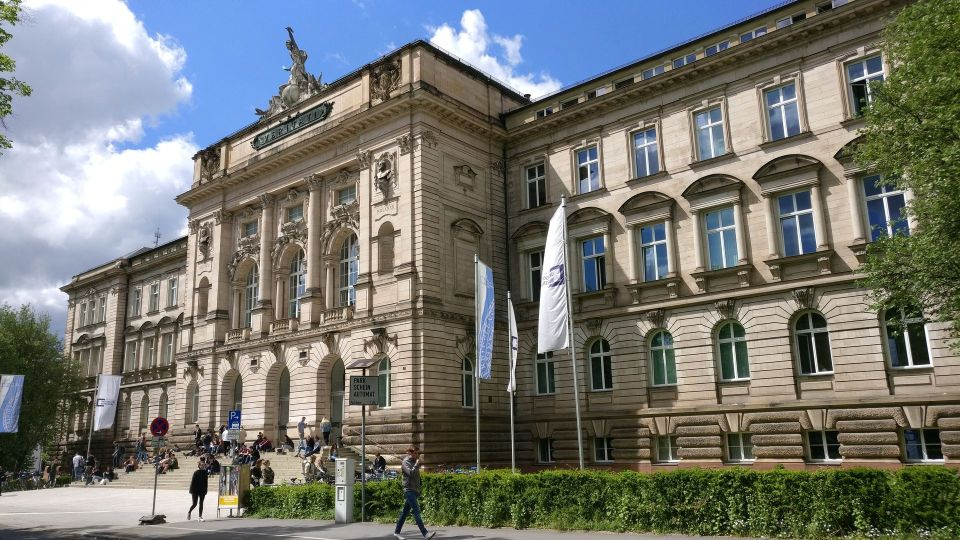 Neue Univesität Würzburg