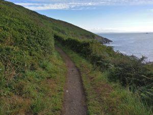 Running in Cornwall