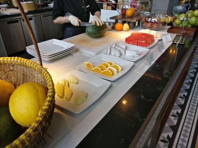 Sofitel Saigon Plaza Breakfast