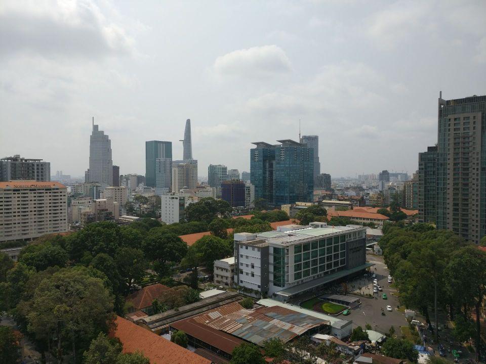 Sofitel Saigon Plaza Club View
