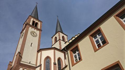 Würzburg Deutschhauskirche