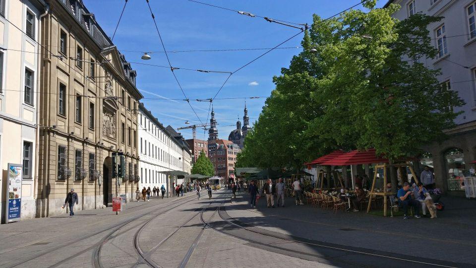 Würzburg City Center
