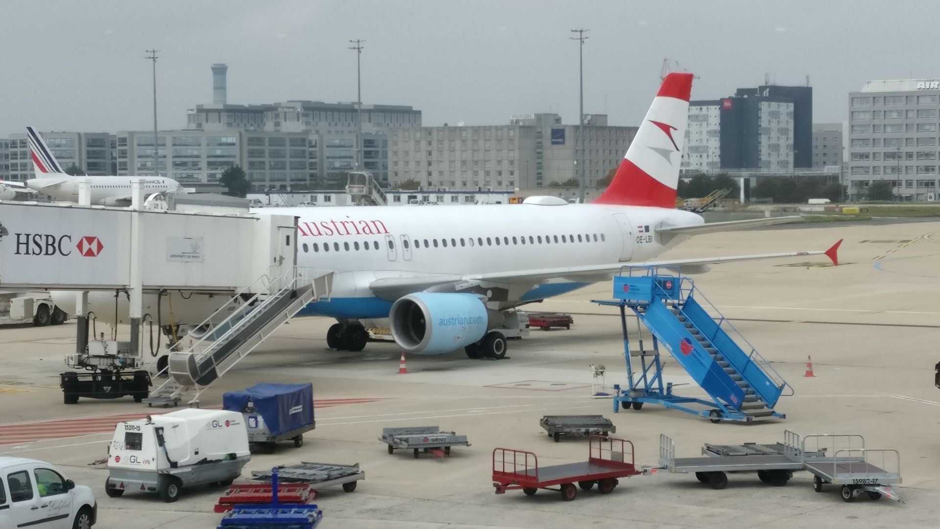 Austrian Airlines Airbus A320