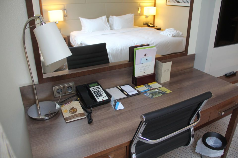 DoubleTree Warsaw Convention Centre Executive Room