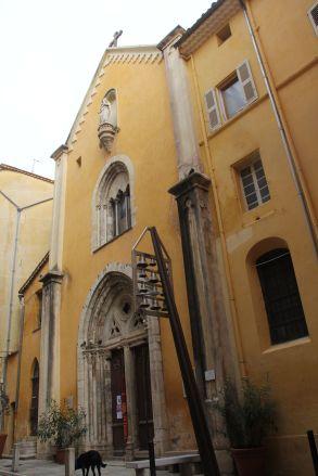 Grasse Chapelle de l'Oratoire