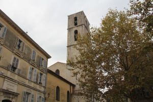 Grasse Town Hall Tower