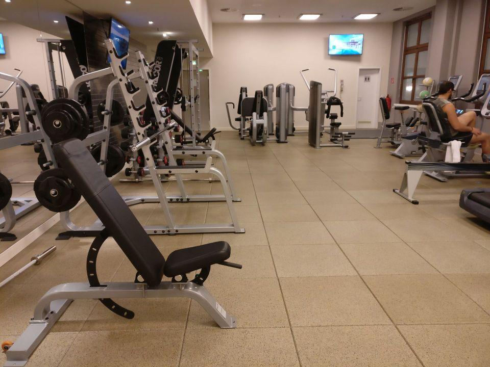 Hilton Berlin Fitness