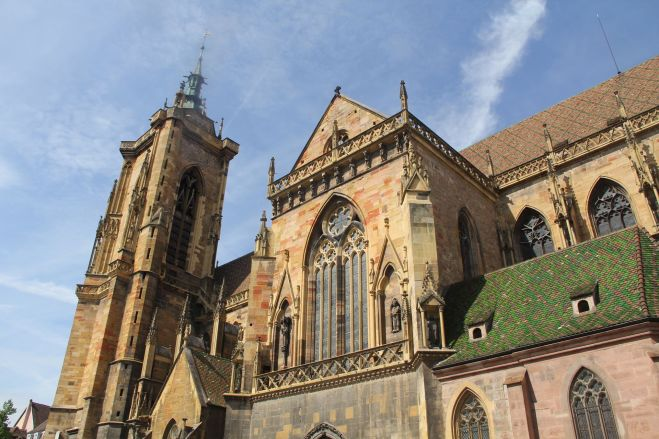 Saint Martin Church Colmar