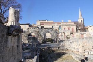 Théâtre antique d'Arles 5