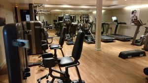 Trianon Palace Versailles Waldorf Astoria Pavillion Room Gym