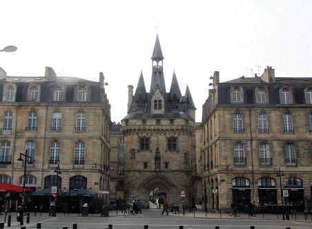 Bordeaux Porte Cailhau