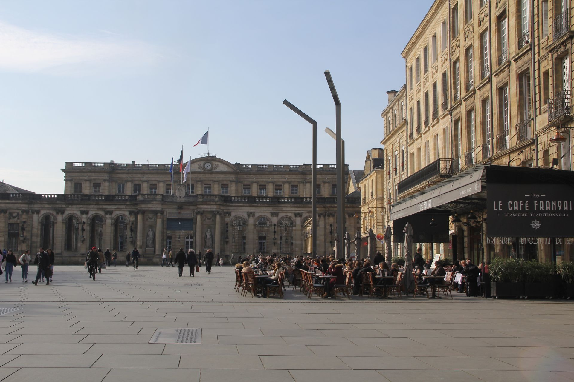 Bordeaux Town Hall 3