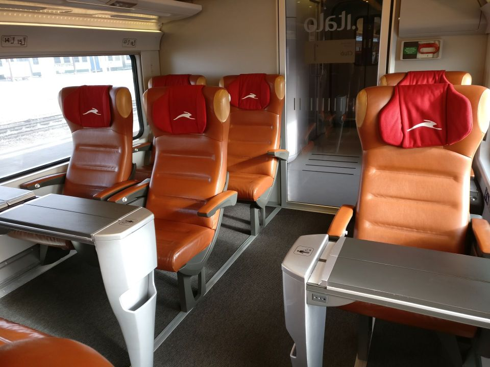 italo Executive Club Class