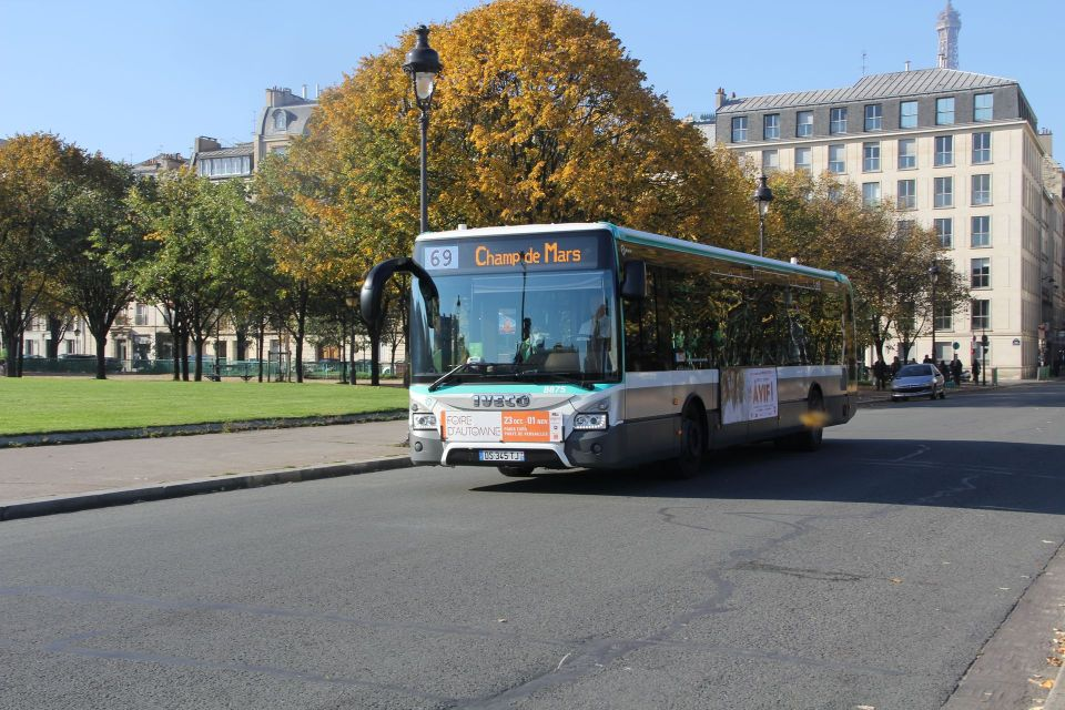 Bus Paris