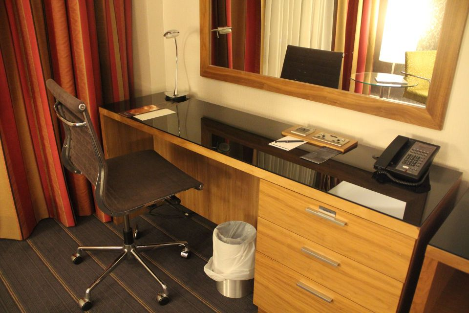 Hilton Belfast Executive Room