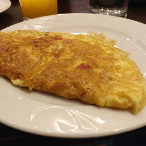 Radisson Blu Chisinau Breakfast
