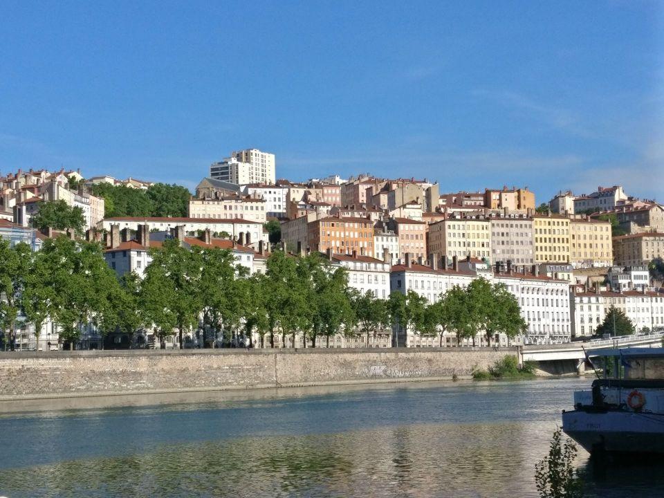 Running in Lyon