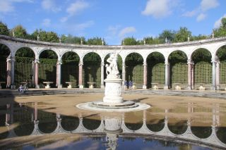 Garden of Versailles