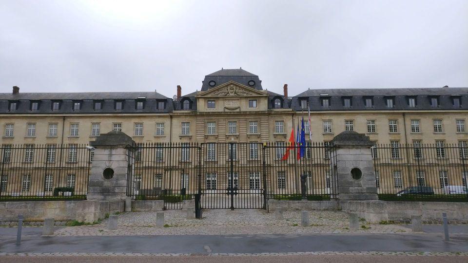 Champs de Mars Rouen