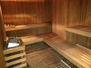 Costa del Sol Wyndham Lima Airport Sauna