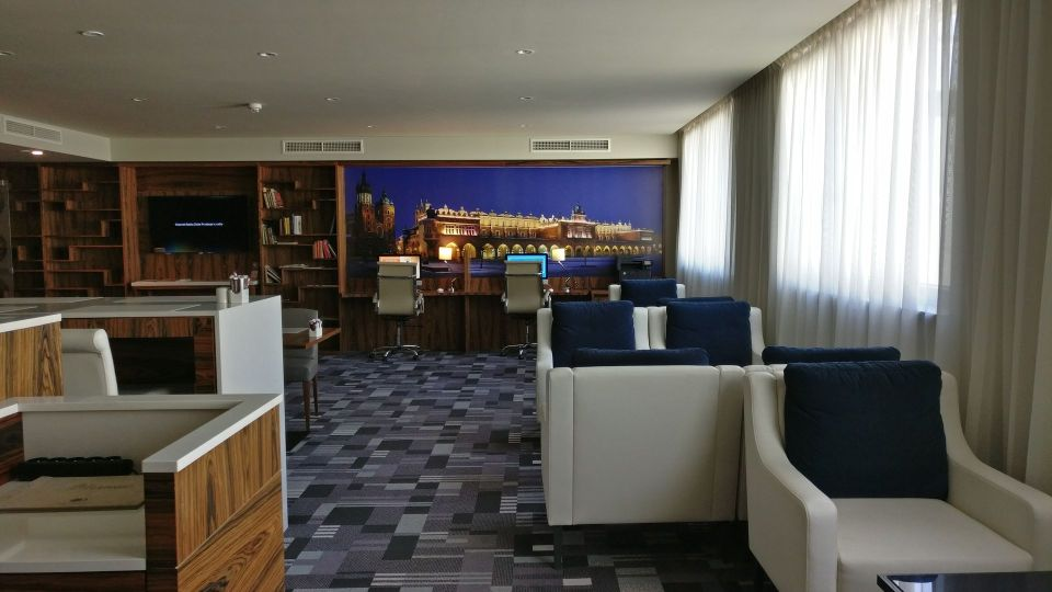 DoubleTree Cracow Executive Lounge