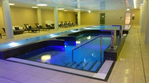 DoubleTree Cracow Pool