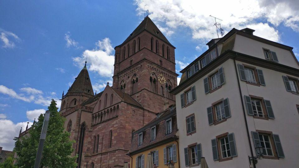 Eglise Saint Thomas Strasbourg