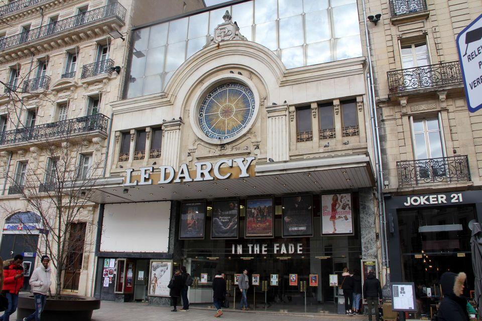 Le Darcy Cinema Dijon