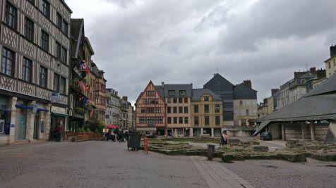 Place du Vieux Mache Rouen