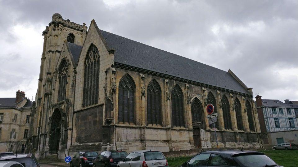 Saint Godard Church Rouen 2