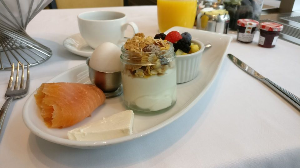 Sofitel Montreal Breakfast