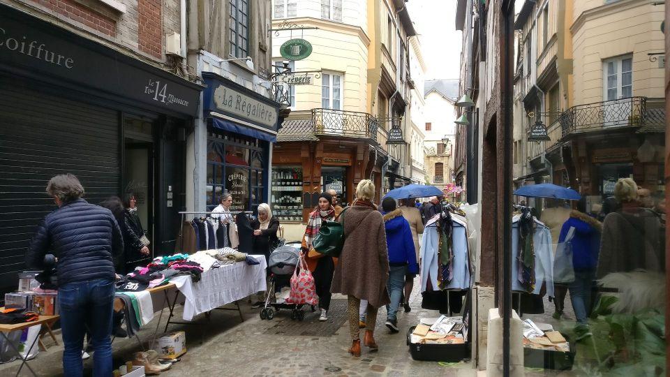Streets Rouen
