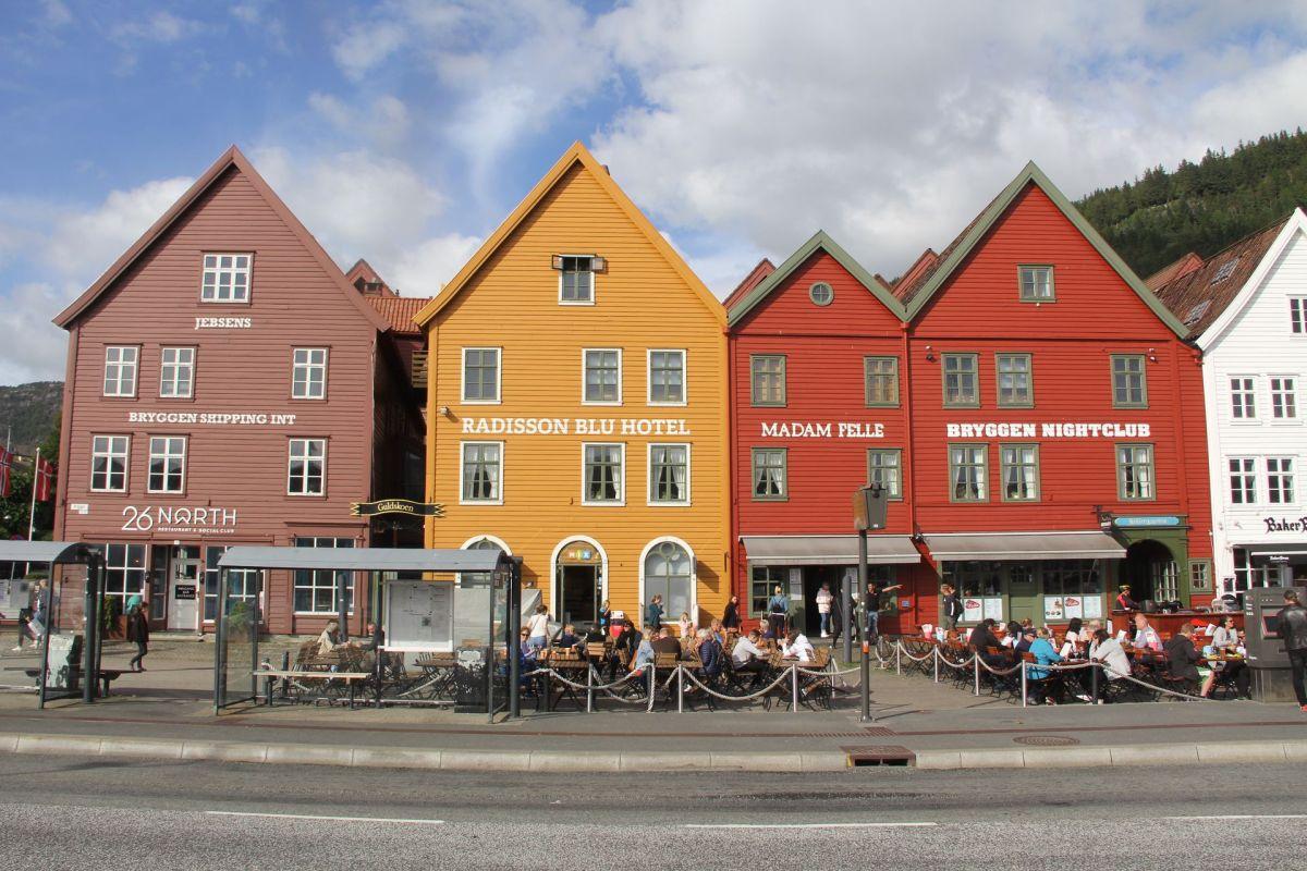 Bergen Bryggen