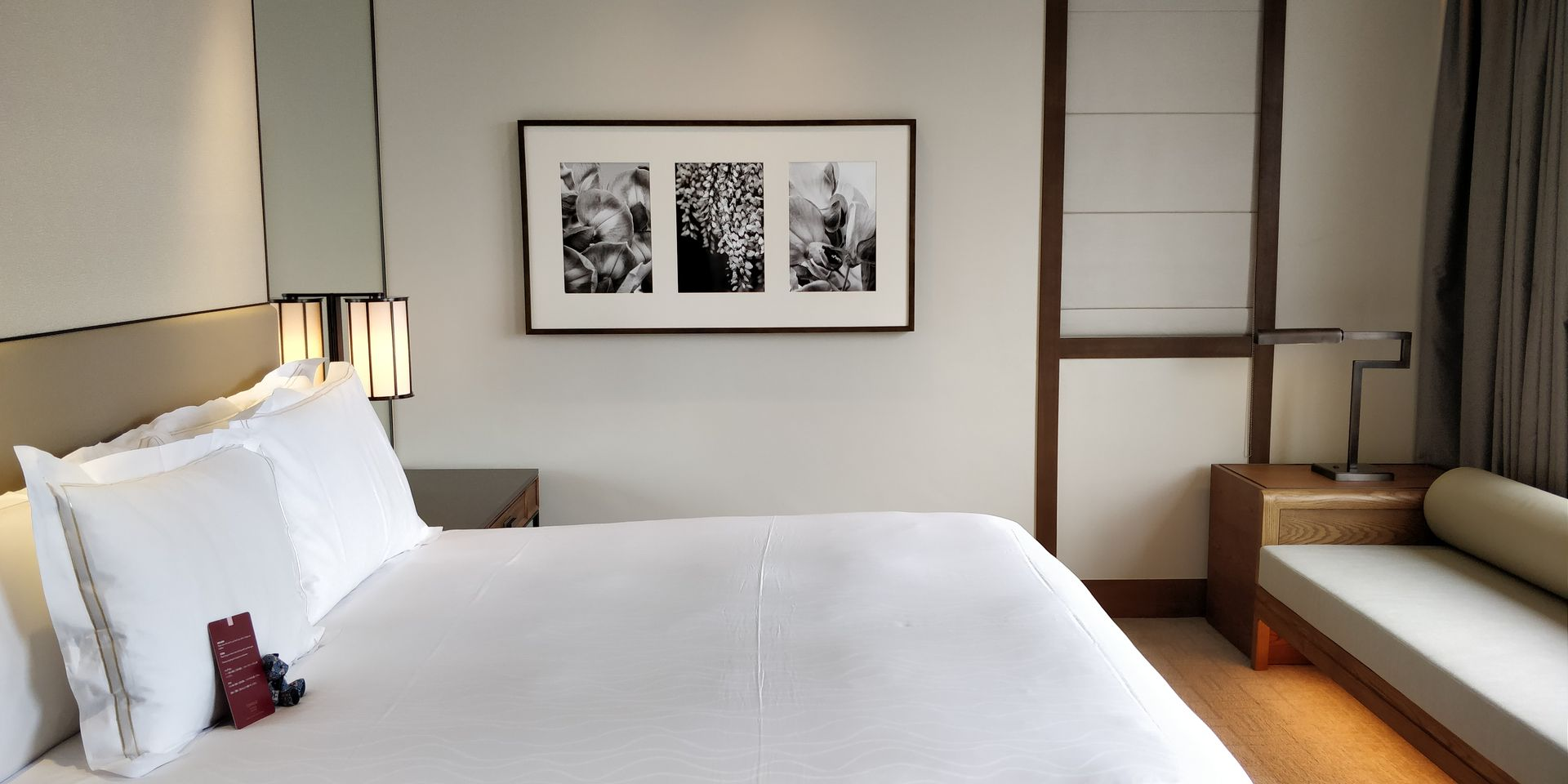 Conrad Singapore Executive Room