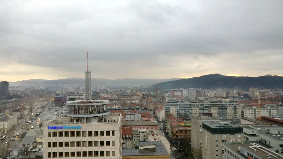 InterContinental Ljubljana Gym View