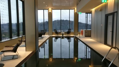 InterContinental Ljubljana Pool