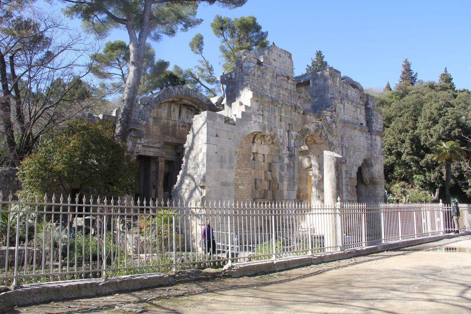 Le Temple de Diane Nimes