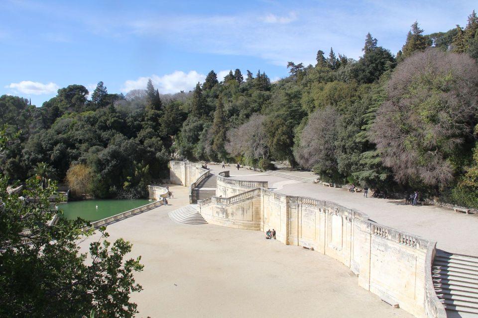Les Jardins de la Fontaine Nimes
